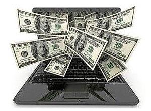 ネットビジネス収入